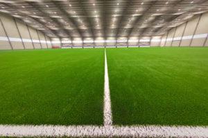 Крытый футбольный манеж