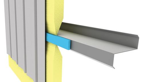 Стеновая система: LPA900