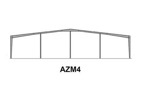 Тип основной рамы AZM4