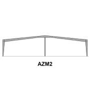 Тип основної рами: AZM2