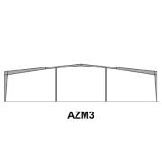 Тип основної рами AZM3