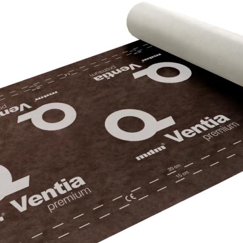 Кровельная гидроизоляционная мембрана MDM Ventia Premium Q