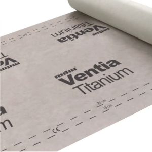 Кровельная мембрана mdm Ventia Titanium
