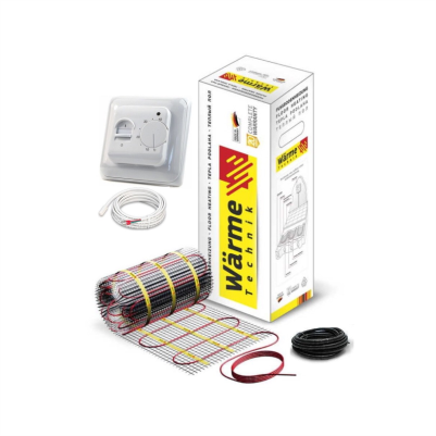 Wärme Twin mat – немецкий электрический двухжильный нагревательный мат