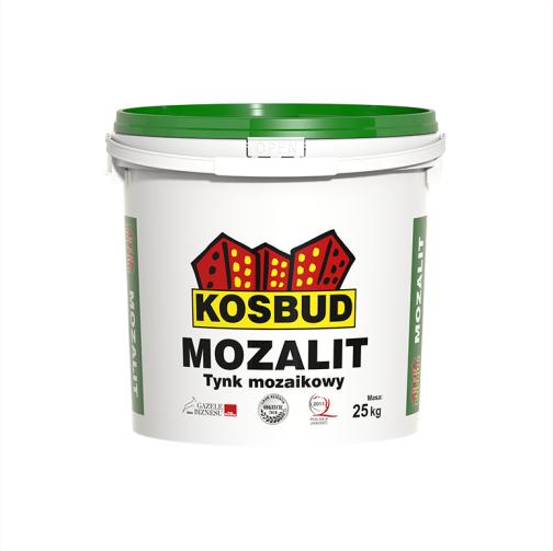 Штукатурка мозаичная акриловая, MOZALIT