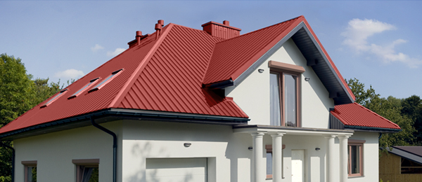 Как правильно смонтировать крышу из профнастила