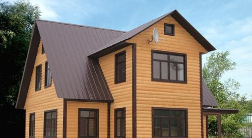 Шумовая защита крыши из профнастила